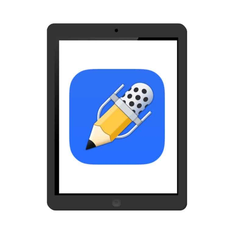 How to Use Notability on the iPad