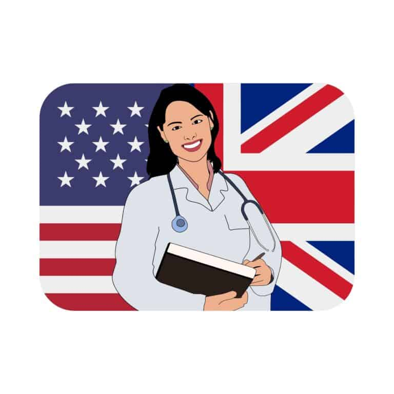 Is It Better to Be a Doctor in the US or the UK?